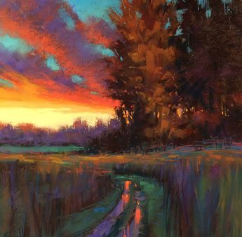 Marla Baggetta Pastel Paintings & Art Workshops | Landscape 1
