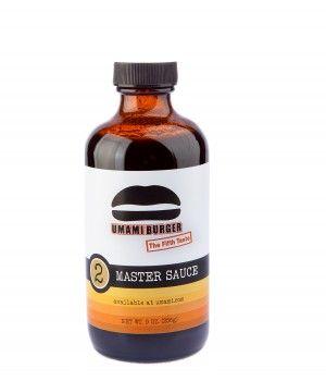 Umami Master Sauce - Umami Products Company