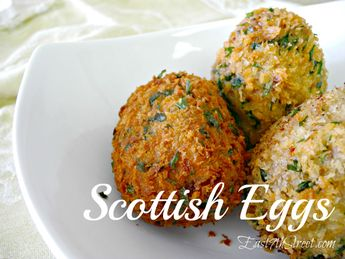 Scottish Egg Recipe from Disney/Pixar's BRAVE
