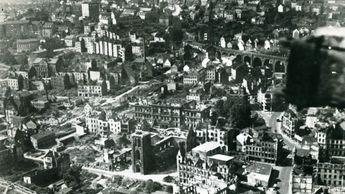 Wuppertal-Barmen nach dem Kriege