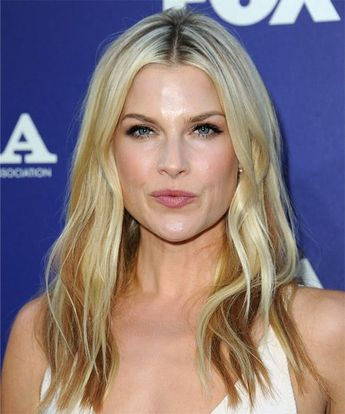 Ali Larter Long Straight Hairstyle - Light Blonde