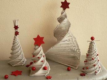Fotopostup na papierové pletenie - pletený stromček III. faddf44ffe0