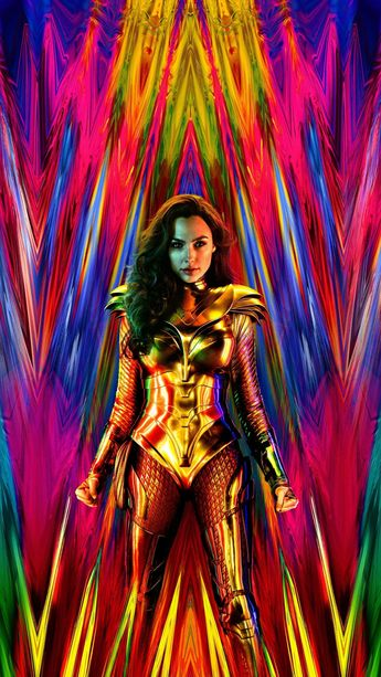 1440x2560 Wonder Woman 1984, Gal Gadot, 2020 wallpaper
