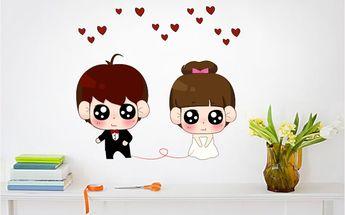 Download 850  Gambar Animasi Kartun Sepasang Kekasih  Paling Baru
