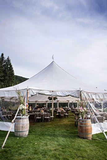 Elegant Montana Ranch Wedding
