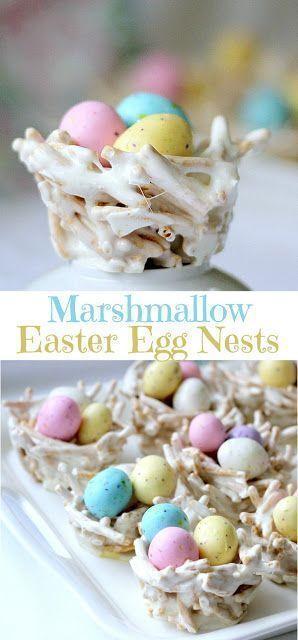 Easter / Springtime Bird Nests