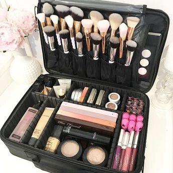 #arrange #Makeup #multiple #Racks #Storage #Tools