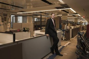 Citigroup's New Office Plan: No Offices