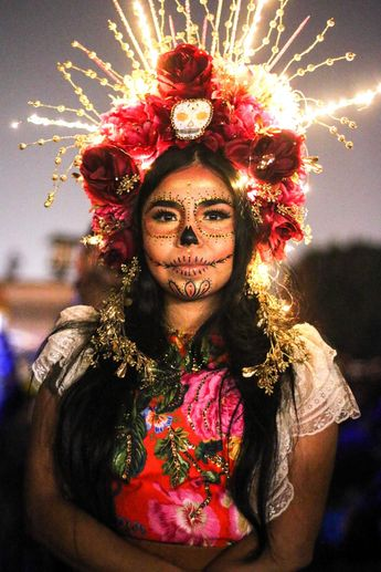 We asked 12 Latinos attending The Hollywood Forever Cemetery, which hosts the largest Día de Muertos celebration in the US.