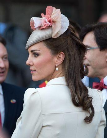 Les bonnes résolutions beauté de Kate Middleton