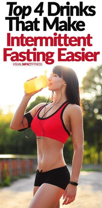 Intermittent fasting sounds like a hard method to diet if you have never tried it. What you will find is that pretty quickly it ends up being second nature. That being stated, there are a few hacks that make this diet more reliable. Here is a video discussing the best things to drink throughout the fasting period and what to avoid. Apple cider vinegar: This has acetic acid, which helps your body soak up nutrients and balances blood sugar levels.