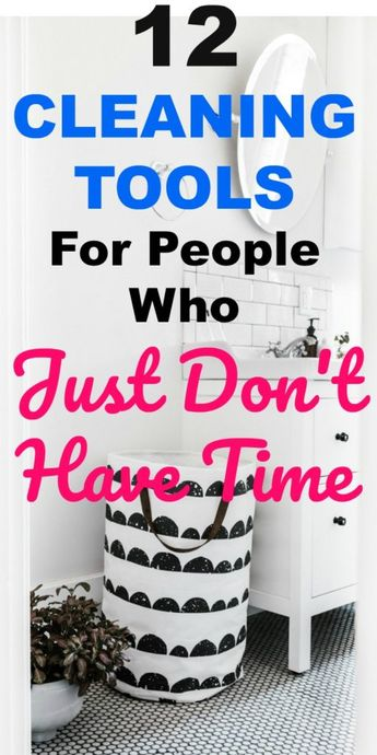 Lazy Girl Cleaning Hacks Tips & Tricks For People Who Hate to Clean