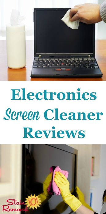 Electronics Screen Cleaners & LCD Cleaners Reviews: Which Products Are Best?
