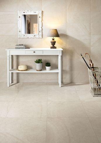 #Caesar #Maison Blanc rectified 60x60 cm ACEQ | #Porcelain stoneware #Stone #60x60 | on #bathroom39.com at 26 Euro/sqm | #tiles #ceramic #floor #bathroom #kitchen #outdoor