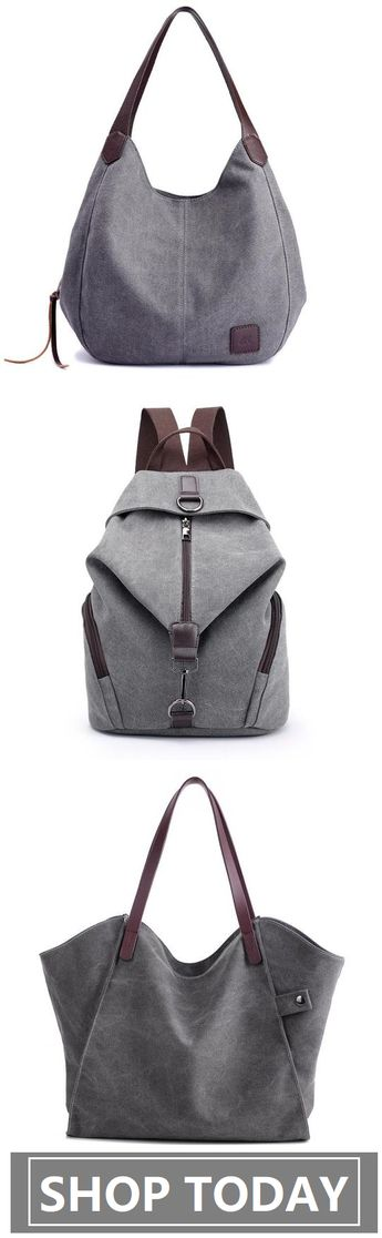 Hot Sale Canvas Bags.Free Shipping!Pick One For Your Daily Looks.