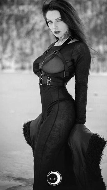 Pretty gothic photo #gothic