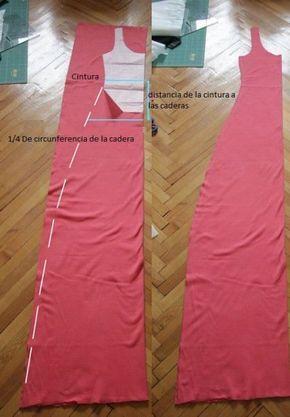 Como confeccionar un vestido