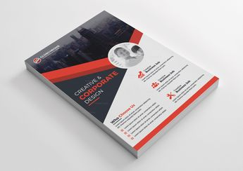 Simple Print Flyer Templates - Graphic Templates
