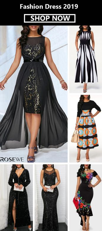 They're perfect for day as well as evenings and weekends. Choose your favorite dress and shop online at Rosewe.com! Free shipping & 30 days easy return. #dress#summerdress#party#coachella#springbreak#wedding#cutedress#black