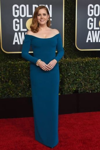 Amy Adams, Golden Globes 2019