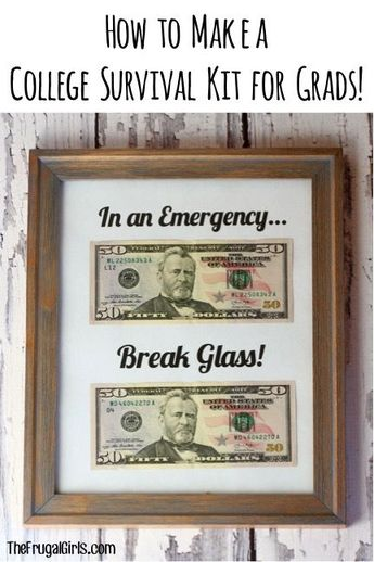 Survival Kit For College Students