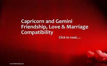 List of capricorn men compatibility gemini image results