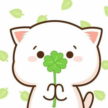Gambar Kartun Kucing Lucu Untuk Wallpaper Hp