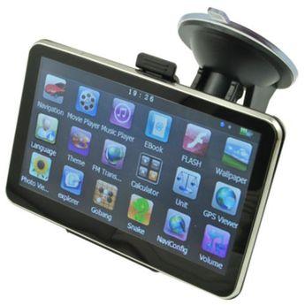 "Asunflower® US 5"" Car GPS Navigation Sat Nav Built-in 4GB 64MB RAM WinCE 6.0 FM Mp3 MP4 --US gap Asunflower"