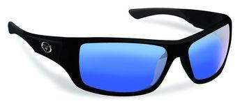8f3b970215d81 Flying Fisherman Triton Polarized Sunglasses Matte Black Frame Smoke-Blue  Mirr  affilink  polarizedsunglasses
