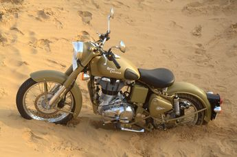 Royal Enfield Thunderbird 350X and 500X