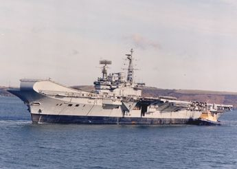 MaritimeQuest - HMS Hermes R-12 Page 2