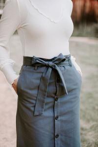 Lily Grass Skirt
