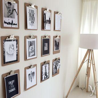 Onze inspiratiemuur bij Ydence! #interior #office #showroom