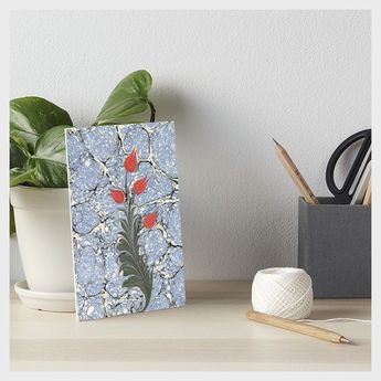Tulips Art Board Print 🌷⁠ Link in BIO⚡⁠ .⁠ .⁠ 📍Features⁠ 🔹Professionally printed on watercolor textured 4 ply art boards⁠ 🔹A great format for series/collection presentation⁠ 🔹Individually wrapped in cellophane sleeves⁠ 🔹Easily applied to walls with 3M velcro dots⁠ ⁠