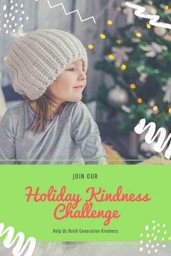 Join our Holiday Kindness Challenge for Kids and enter the chance to win a prize for the most kindness acts by December 24th!  By joining you will also receive a FREE PDF Monthly and Daily Calendar & Tracker for ideas for kindness acts! #givingartfullykids #kindnessactivities #actsofkindness #kindnessforkids #kindnesschallenge