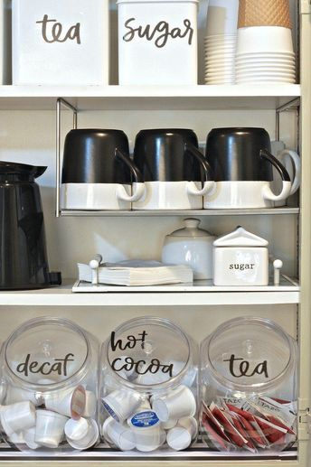 28 Simple Ideas for Organizing Kitchen Apartment