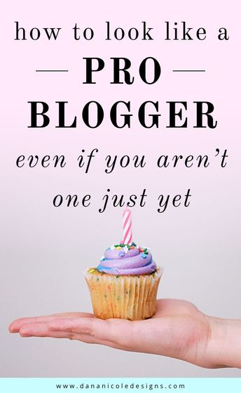 If you aren't a professional blogger just yet, read these tips to help both you and your blog appear more professional. Appearing professional will help you land more brand sponsorships, earn more income and get more fans of your blog. | #bloggingtips #blogging | #beginnerblogger