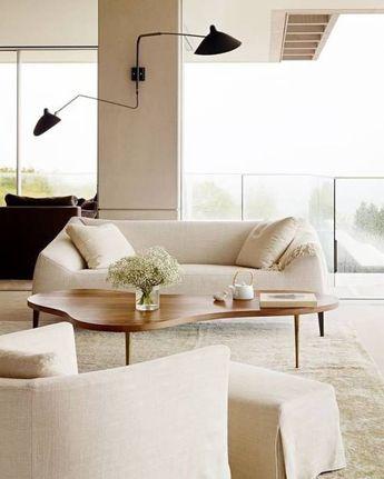 objetivoadeco:  Diseños que enamoran!  Tanto el #sofá como la...