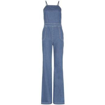 158536cf06 Paige Rihannon Jumpsuit ( 430) ❤ liked on Polyvore featuring jumpsuits