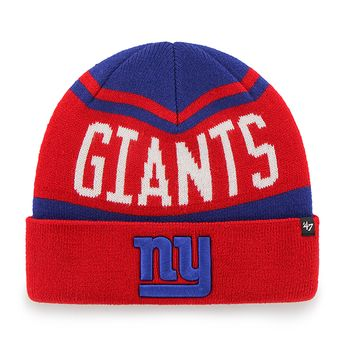 New York Giants Super Move Captain Red 47 Brand Adjustable 0d7a76688