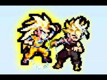 Dragon World: Saiyan Warrior - Random Battle # 1 - Android