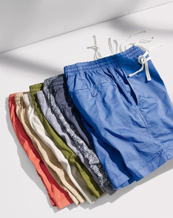 fbeedc156c Back by popular demand, the J.Crew men's dock short. Perfect for those