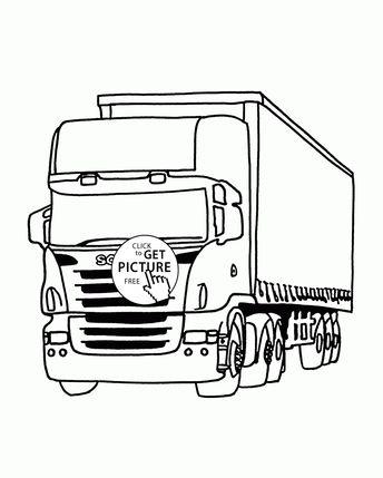 Afbeeldingsresultaat Voor Scania R Tekening