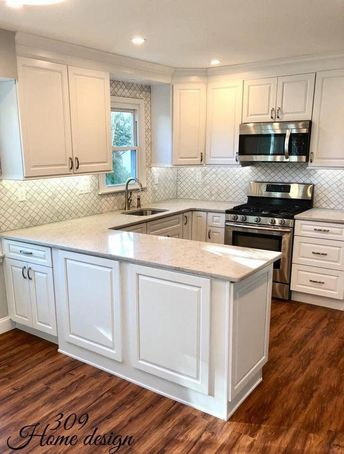 Small Kitchen Remodel Open Concept