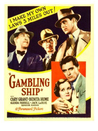 Gambling Ship, Jack La Rue, Roscoe Karns, Cary Grant, 1933 Photo at AllPosters.com