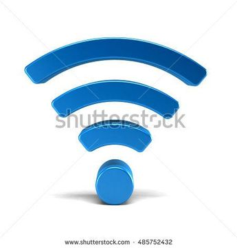 Wireless wifi 3D render isolated  #button #communication #icon #illustration #internet #mobile #network #sign #symbol #technology #3d #web #wifi #wireless