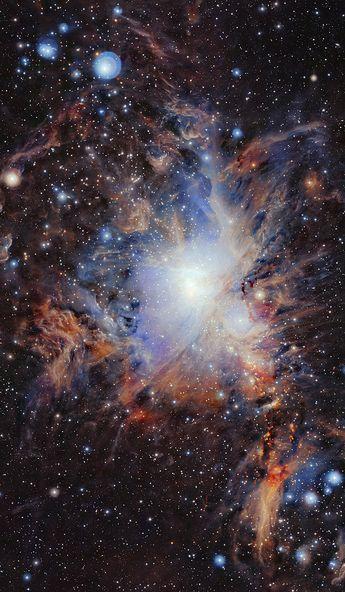 EN IMAGES. Regardez cette sublime photo de la nébuleuse d'Orion