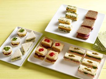 50 Tea Sandwiches : Recipes and Cooking
