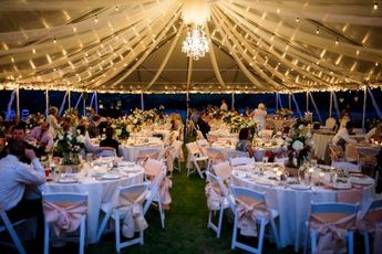 Wedding decorations, plates centerpieces candlel holders, flatware, chair sashes and lots more. for Sale in Gilbert, AZ
