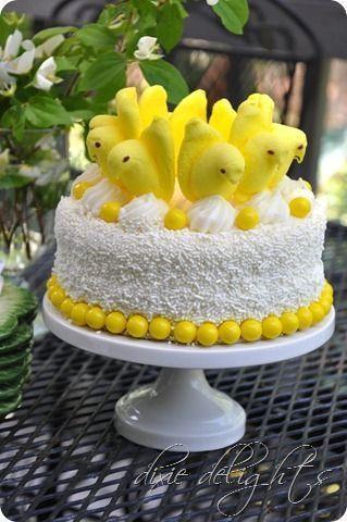 Darling Easter Desserts